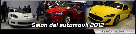 salon del automovil 2012